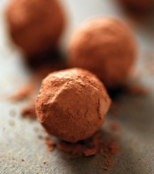 Sjokoladetruffels-met-kakao