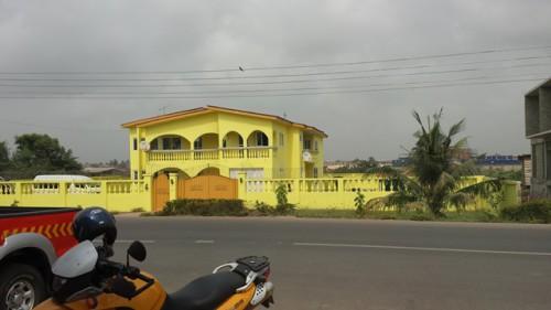 Huis in Takoradi