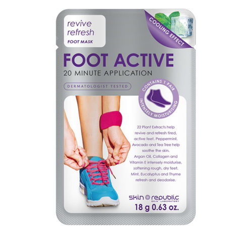 Skin-Republic-Foot-Active-Mask
