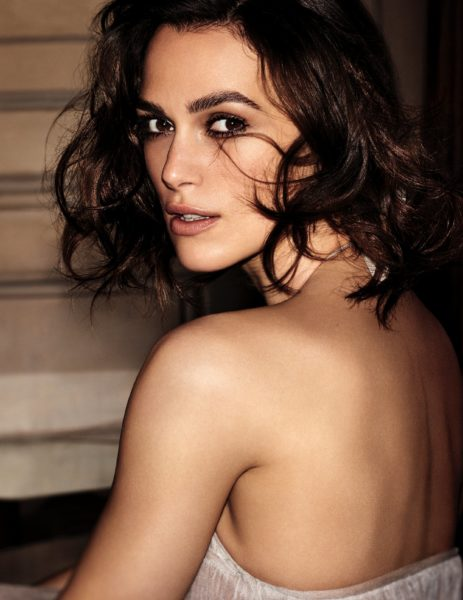 Coco Mademoiselle EDP Intense Ad Visual with Keira Knightley