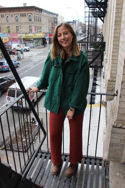 Ansu Visser se blog: Mila Guy en New York Styl