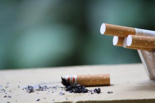 Sigarette: Druk nóú dood