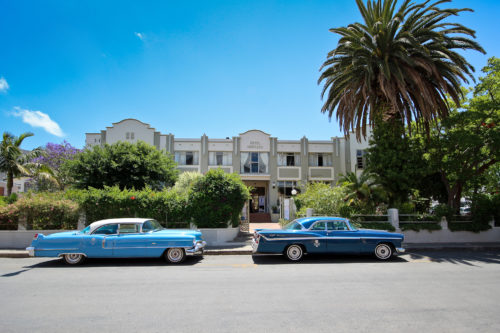 Montagu Country Hotel & American Dream Car Tours (HR)