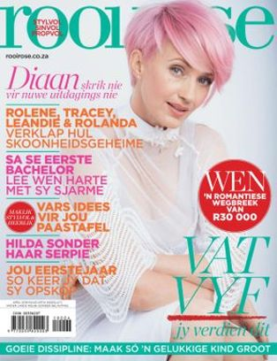 Rooi Rose Cover Design