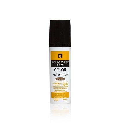 Heliocare 360 Color Gel Oil Free Bronze (R435)