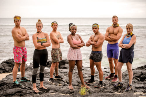 Survivor SA: Island of Secrets