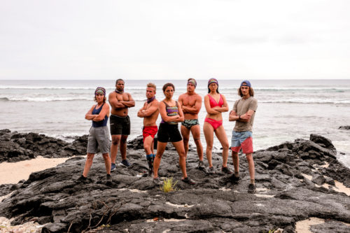 Survivor SA – Island of Secrets